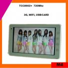 7inch mini tablet pc mid 4GB android 2.3 (M4)