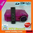 portable mini projector with DVB-T/USB/SD (D9HR)