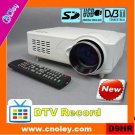 home theater projector with DVB-T/USB/SD (D9HR)