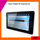 low cost 7inch android 2.3 Tablet PC mid(M7)