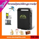 hot low cost gps tracker for persons and pets (TK106)