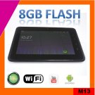 7inch android 2.3 capacitive Tablet PC, 8GB flash, 1.2Ghz (M13)
