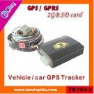 low cost gps car tracker (TK103)