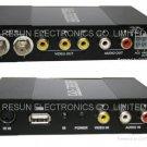 Car DVB-T MPEG-2 Decoder (Standard Definiton) Digital Diversity TV-Tuner