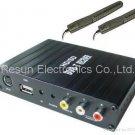 Car Mobile HD DVB-T Digital TV Receiver - Dual Tuner - MPEG-4 - AVC/H.264