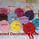 Pomander Ball 5 inch Mini Roses Wedding Flower Decoration Kissing Ball
