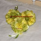 Pomander Ball Rose Lot of 3 6 inch Wedding Flower Decoration Kissing Ball