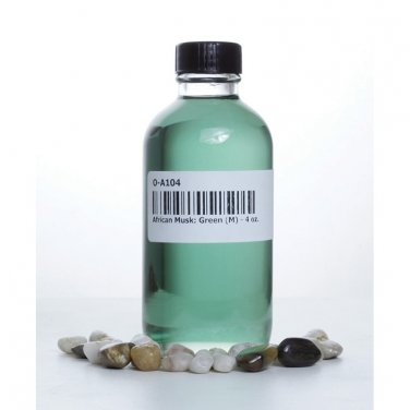 African Musk: Green (M) - 4 oz. sexuality and attractiveness to the wearer.
