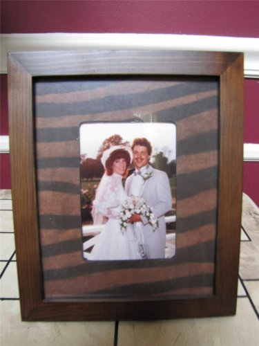 """NIB PIER 1 IMPORTS EXOTIC PHOTO FRAME FITS A 3.5"""" X 5"""" PHOTO DISCONTINUED"""