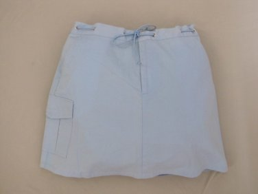 JUNIORS SKIRT WITH STRETCH & CARGO POCKET SIZE 9
