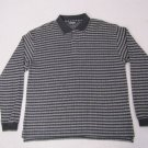 NWT MENS MULTI PRINT LONG SLEEVE CASUL SHIRT SIZE LARGE