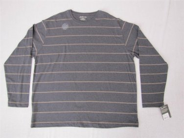 NWT MEN'S ST JOHNS BAY LONG SLEEVE PERFORMANCE TEE SIZE X LARGE