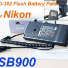 TD-382 Flash Battery Pack for nikon SB-900 SB900
