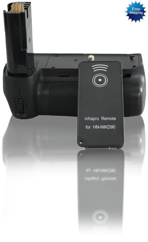Replacement for Nikon MB-D80 Battery Grip