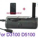 Battery Grip For Nikon D3100 D5100