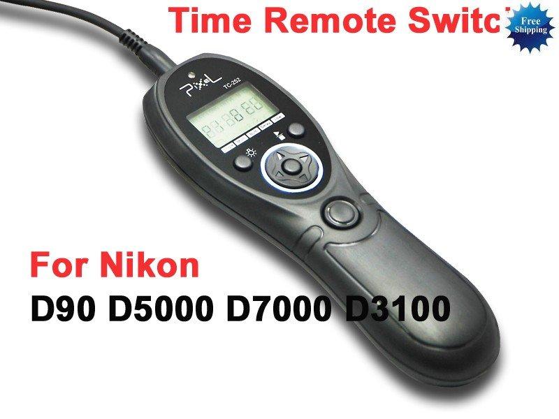 Timer Remote Shutter Release for Nikon D90 D5000