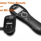 Wireless Timer Remote for Nikon D90 D5000