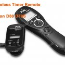 Wireless Timer Remote for Nikon D70S D80
