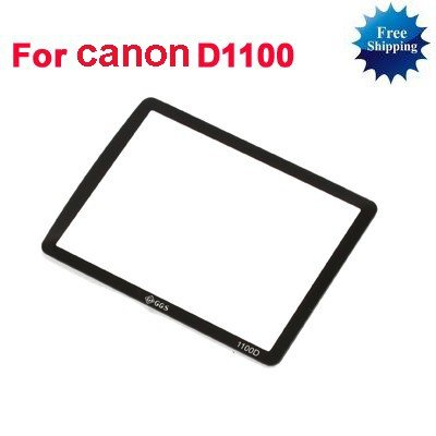 GGS LCD Protector glass for CANON EOS 1100D Rebel T3