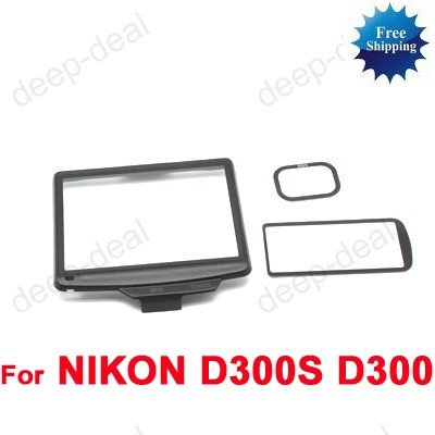 GGS III LCD Screen Protector glass for NIKON D300S D300