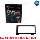 GGS LCD Screen Protector glass for SONY NEX-5 NEX-3