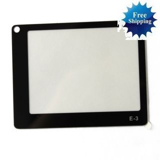 GGS LCD Screen Protector glass for Olympus E-3 E3