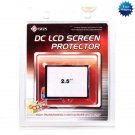 GGS 2.5'' inch hard LCD screen protector optical glass