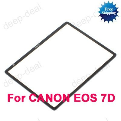 GGS LCD Screen Protector optical glass for CANON EOS 7D