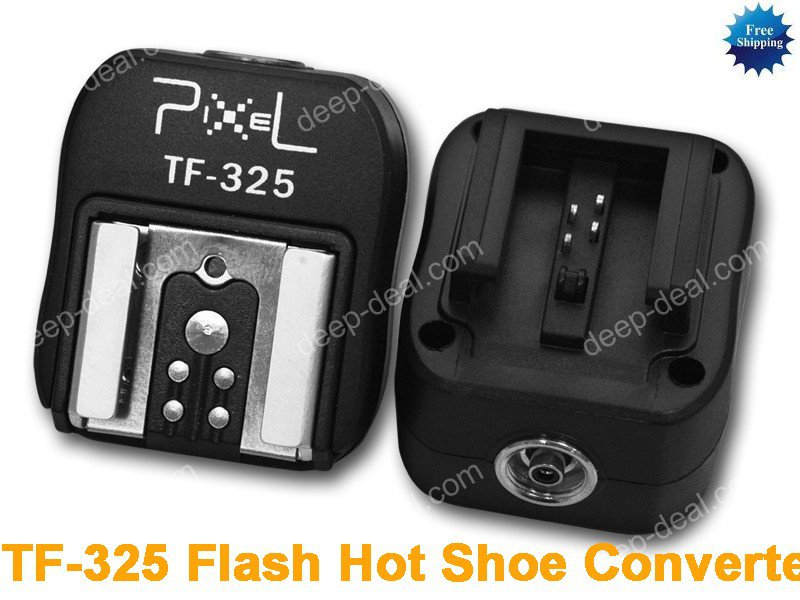 TF-325 Hot Shoe Convert Adapter fo SONY Minolta FS-1100