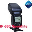 Oloong Flash Speedlite SP-660 for Nikon Canon Pentax