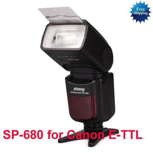 Flash Speedlight SP-680 For Canon E-TTL