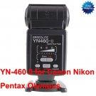 YN-460II Flash Speedlite For Pentax