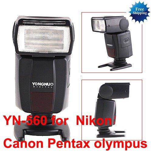 YN-560 Flash Speedlite for Canon 7D 1D 1Ds 5D2 40D 50D