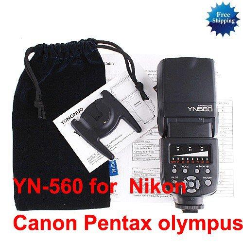 YN-560 Flash Speedlite for Nikon Canon Pentax Olympus
