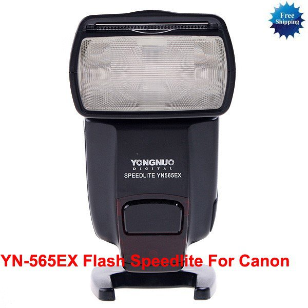 YN-565EX Flash Speedlite For Canon 5DII 7D 50D 60D 550D