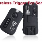 Wireless Flash Trigger for Sony F58AM F56AM