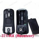 Single Wireless Flash Trigger Receiver for Pixel TF-371