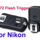 TF372 Wireless Grouping Flash Trigger for Nikon