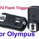 TF-374 Flash Trigger for Olympus E550 E520 E510 E450 E420 E410 E400