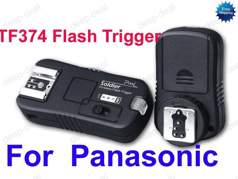TF-374 Flash Trigger for Panasonic