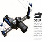 DSLR Rig Movie Kit Shoulder Mount For D7000 D90 D3100