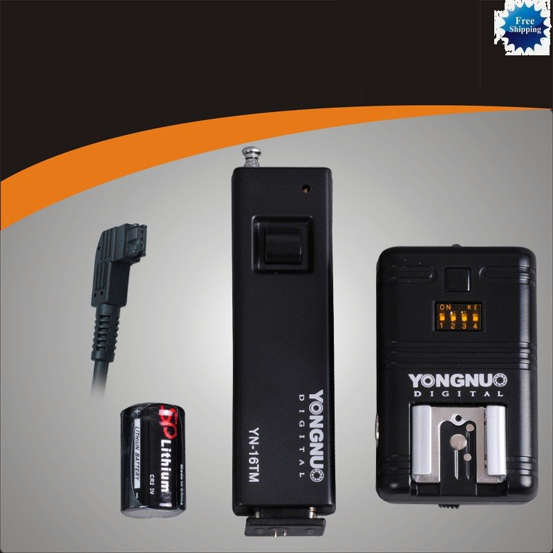 Wireless Flash Trigger for Sony a100 a200