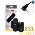 RW-221 Wireless Shutter Remote Leica DIGILUX 2 DIGILUX 3