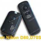 RW-221 Wireless Remote Shutter for Nikon D80 D70S