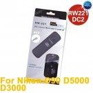 RW-221 Wireless Remote Shutter for Nikon D90 D5000 D7000 D3100