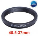 40.5mm-37mm 40.5-37 mm 40.5 to 37 Step Down Ring Filter Adapter