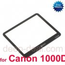 GGS LCD Screen Protector glass for CANON 1000D