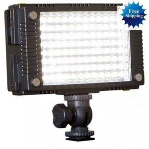 HDV-Z96 96 LED 5600K/3200K HD Video Light+Battery Pack