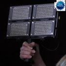 4 x HDV-Z96 96 LED Professional HD Video Light Kit