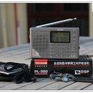 TECSUN PL-380 (Gray) FM SW/ MW/LW DSP Radio Receiver
